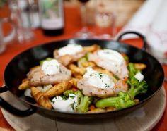 essen-trinken-9681 Restaurant, Rafting, Austria, Potato Salad, Potatoes, Chicken, Meat, Ethnic Recipes, Food