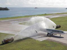 Qatar Airways : retour aux Seychelles, A380 à Melbourne