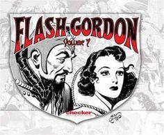 Bestselling Comics (2007) - Flash Gordon Volume 7 by Alex Raymond