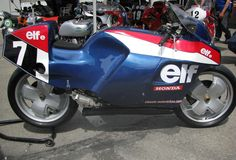 elf HONDA GP500 1988