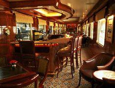 bar in a train - Google Search