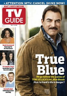 BLUE BLOODS - 2011 - TV GUIDE