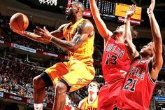 Bulls vs. Cavaliers: Game 5 Score and Twitter Reaction from 2015 NBA Playoffs