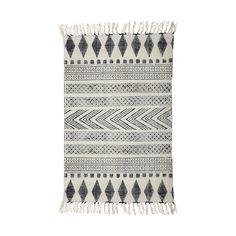 House Doctor Woven Rug - moroccan style rug