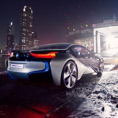 BMW i8 Spyder   BMW   i Series   dream car   Bimmer   concept car   car photography   Schomp BMW