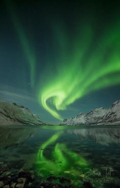 Ersfjord Photo by Zoltan Tot — National Geographic Your Shot