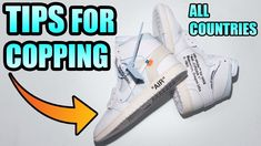 Tips For Getting The OFF WHITE JORDAN 1 ! | Where  How To Cop The OFF WHITE JORDAN 1 ! Tips For Copping The OFF WHITE JORDAN 1 ! | Where  How To Cop The OFF WHITE JORDAN 1 ! Today I went over some tips for copping the off white jordan 1 in white. I went over every single store that will be selling the off white jordan 1 in addition to how to get multiple raffle entries to increase your chance. Good luck people. Twitter For Updates: keithadam10 solelinks: http://ift.tt/2CURM3T