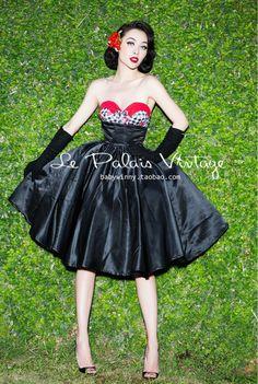 7c999c616c3c9 Le Palais Vintage Elegant high Waisted Skirt in multiple colors