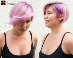 Pink pastel bob. Pastel Bob, Vienna, Hair Inspiration, Salons, Lounge, Instagram Posts, Pink, Airport Lounge, Lounges