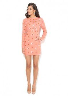 1e7686e4fbb Love this dress Made from a lightweight poly amp nbsp fabricShort-sleeve  Midi DressFloral
