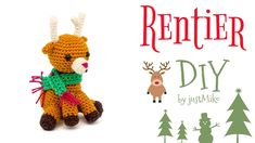 Rentier häkeln 🎄*Do it Yourself* Amigurumi | Weihnachten |