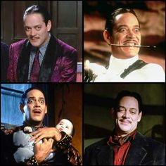Addams Family Costumes, Addams Family Characters, Couple Halloween Costumes, Halloween Town, Gomez Addams Family, Los Addams, Raul Julia, Addams Family Values, Charles Addams