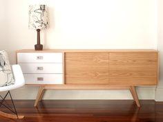 Beautiful handmade C180 Sideboard by Senkki Furniture, Blackwood South Australia