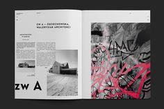 OFF Piotrkowska Magazine on Behance
