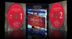 Under Drake's Flag - New radio theater version!  Available as a download or CD, with study guide