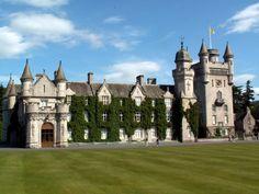 Balmoral Castle, Aberdeenshire, Scotland
