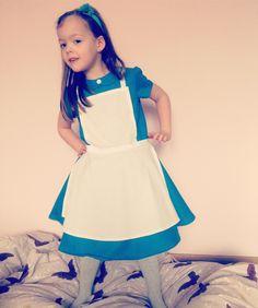 Alice in Wonderland Altered Ileana Dress - Compagnie M