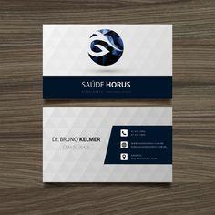 Hórus Saúde - Business Card