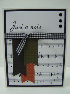 Music Teacher Appreciation Card Teacher by DawnsGreetingCards, $3.00
