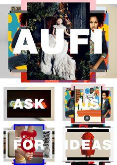 AUFI Identity | Bibliothèque Design