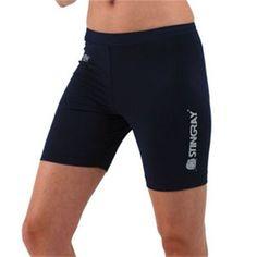Stingray Ladies Swim Shorts | sun protective clothing | Sunsibility UV Protective Clothing