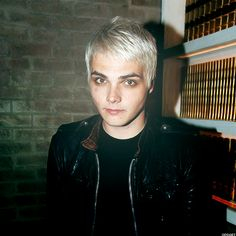 There won't be a time where I see a photo of Gerard or any other person who was in MCR and I don't pin it