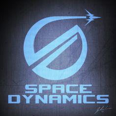 Space Dynamics Logo by JECBrush on DeviantArt