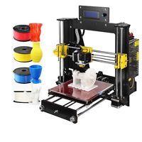 CTC DIY Prusa I3 Pro B impresora 3D MK8 LCD ABS PLA WOOD -¡Libre de impuestos!