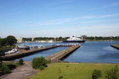 Enalyzer, HQ, Copenhagen. Office view.  Paul Allen - og den anden båd...  Microsoft medstifter Paul Allen's Octopus er verdens 9. største superyacht. Hele 126 mter lang - og så er der plads til to helikoptere på taget.