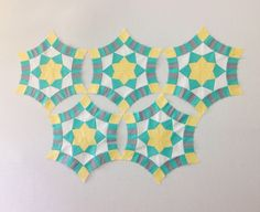 Golden Wedding Ring | Must Love Quilts
