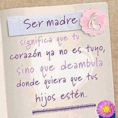 El corazón de Madre es todo amor