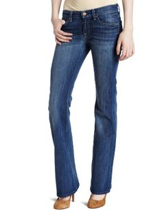 6c2daa33 7 For All Mankind Women`s Classic Bootcut Jean in Heritage $114.82 Trendy  Jeans,