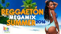 REGGAETON SUMMER 2016 - MEGAMIX HD: Nicky Jam, J Balvin, Maluma, Yandel,...