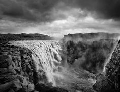 This is a picture taken at Dettifoss waterfall in Iceland. which is also available as a photography print from my Etsy shop. My shop details are in the link in the profile on my instagram page. PRINTED IMAGE SIZE : 8 inches x 10 inches, 11 inches x 14 inches, 16 inches x 20 inches. #mood #atmosphere #art #minimalist #iceland #photography #prints #landscape #prints #nature #print #waterfall #dettifoss Black And White Landscape, Black And White Prints, Black And White Pictures, Fine Art Photography, Landscape Photography, Nature Photography, Landscape Prints, Landscape Photos, Shopping Stores