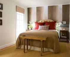 Clara Juwita Clarajuwita On Pinterest - Simple bedroom design for small space