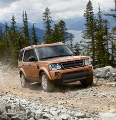 Land Rover Discovery : Séries Limitées Landmark et Graphite.