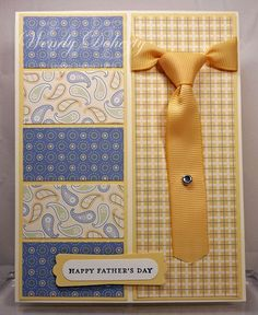 Tie it Up! by Wdoherty - Cards and Paper Crafts at Splitcoaststampers