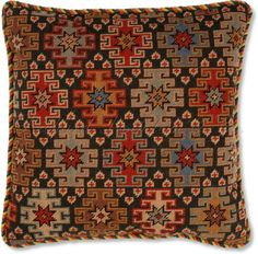 Gallery.ru / Photo # 20 - Cushions - natamalin Cross Stitch Pillow, Stitch Book, Needlepoint Pillows, Needlepoint Patterns, Cross Stitch Designs, Cross Stitch Patterns, Cross Stitching, Cross Stitch Embroidery, Palestinian Embroidery