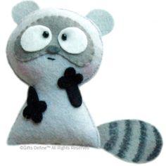 NOVO - Rocco a Raccoon