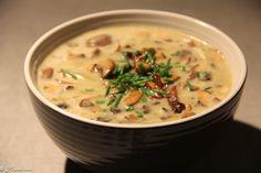 Krämig Svamp & Potatissoppa!  6 Propoints