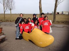 Some of our travellers seeing if this clog fits in HOLLAND!! *Expat Explore South Africa*