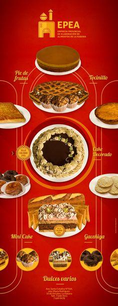 Gigantografía para La Empresa Provincial de Elaboración de Alimentos de La Habana