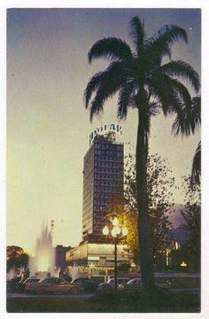 Plaza Venezuela. Edificio Polar