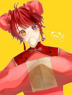 Anime Cat Boy, Anime Boy Sketch, Neko Boy, Cute Anime Boy, Anime Guys, K Project Anime, Anime Best Friends, Hunter Anime, Art Station