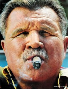 Mike Ditka-the days past