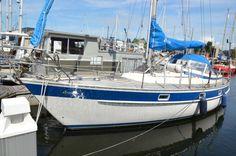 Hallberg Rassy 352 - zeilboot - zeilen - esailing.nl - jachtmakelaar