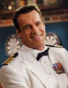 David James Elliot as Captain Harmon Rabb, Jr.