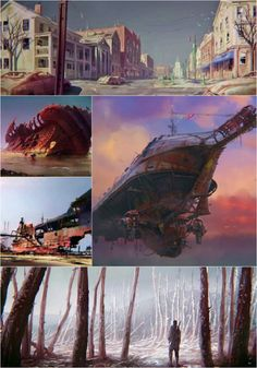 Fallout 4 concept art #fallout4 #gaming