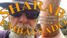 """Israel Kibutz SHARAB Tá tudo Embassado Parte2bIsrael - Kibutz - SHARAB - Tá tudo Embassado. Parte2b  """"Sharab"""" é um vento quente do deserto, também conhecido como chamssin. Este dia no kibutz ficou bem quente, difícil de trabalhar. Um vídeo curto sobre o """"sharab' o embassado que ficou."""