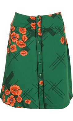 Button skirt Quincy